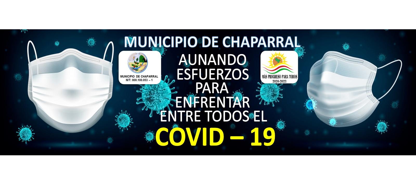Todos contra el Coronavirus COVID-19